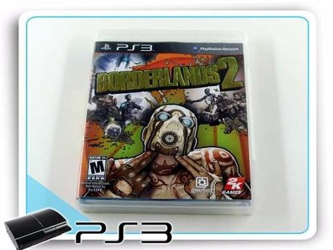 Borderlands 2 Original Playstation 3 PS3