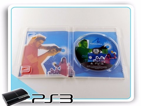 Playstation Move Starter Disc Playstation 3 PS3 Original - comprar online