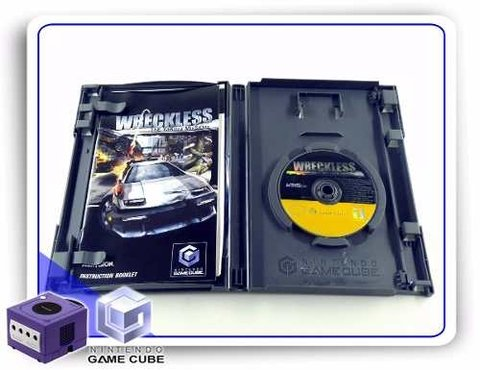 Wreckless The Yakuza Missions Original Gamecube na internet