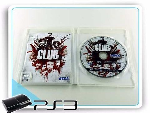 The Club Original Playstation 3 PS3 - comprar online