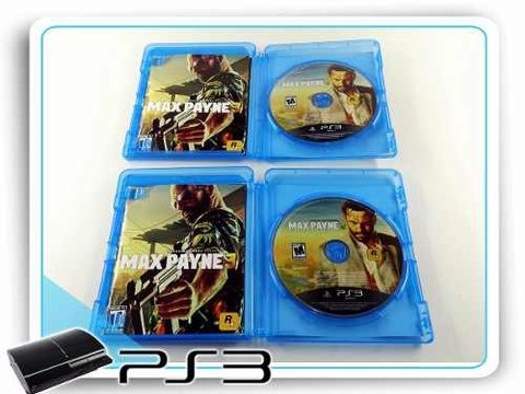 Max Payne 3 Original Playstation 3 PS3 na internet