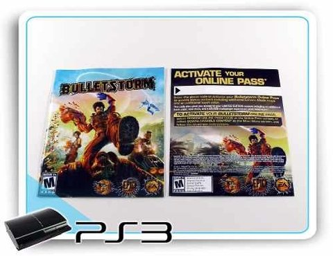 Bullet Storm Limited Edition Original Playstation 3 PS3 - Radugui Store