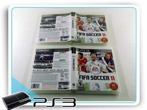 Fifa Soccer 11 Original Playstation 3 PS3 - comprar online