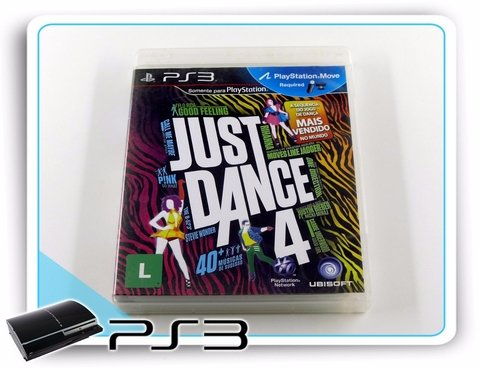 Just Dance 4 Original Playstation 3 PS3