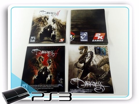 The Darkness 2 Original Playstation 3 PS3 - comprar online