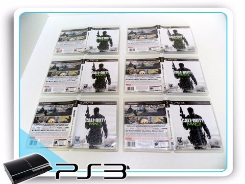Call Of Duty Modern Warfare 3 Original Playstation 3 PS3 na internet