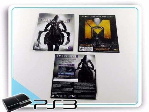 Darksiders 2 Original Playstation 3 Limited Edition PS3 na internet