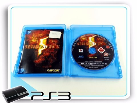 Resident Evil 5 Playstation 3 Ps3 Original na internet