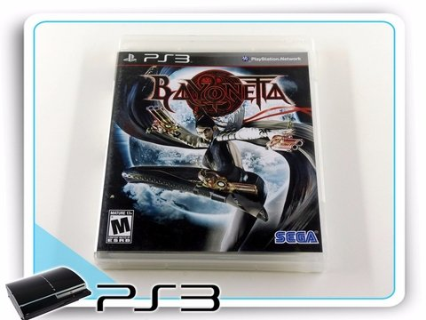 Bayonetta Original Playstation 3 PS3