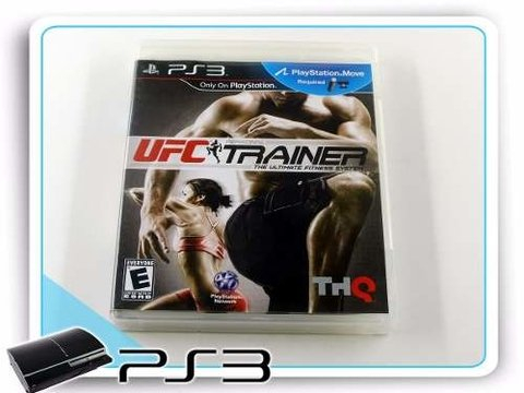 Ufc Personal Trainer Original Playstation 3 PS3