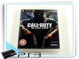 Call Of Duty Black Ops Original Playstation 3 PS3