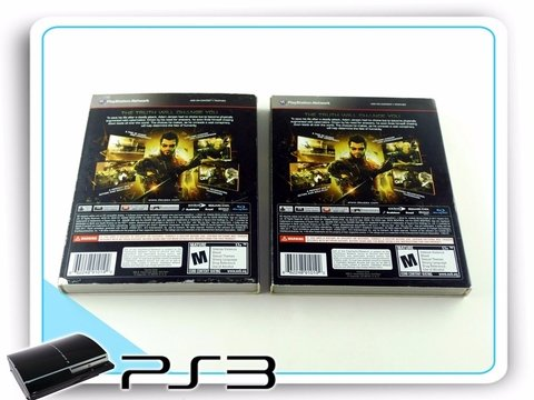 Imagem do Deus Ex Human Revolution  Original Playstation 3 Ps3