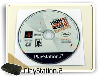 High School Musical 3 Senior Year Original Playstation 2