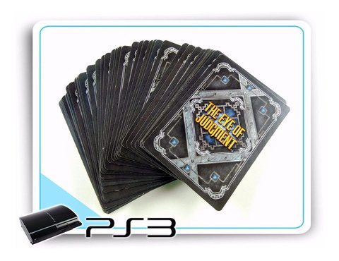 Imagem do The Eye Of Judgment Original Playstation 3 + Starter Deck