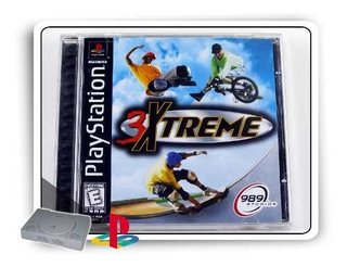 3xtreme Original Playstation 1 Ps1