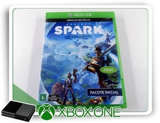 Project Spark Original Xbox One Xone Mídia Física