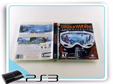 Shaun White Snowboarding Original Playstation 3 PS3 na internet