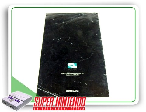 Manual Sports Illustrated Championship Original Snes - comprar online