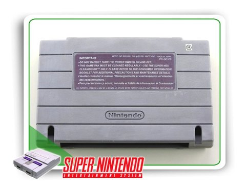 Winter Olympic Games Original Super Nintendo Snes - comprar online