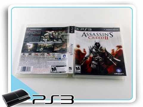 Assassins Creed 2 Original Playstation 3 Ps3 na internet