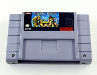 Battle Blaze Original Super Nintendo Snes