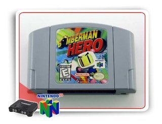 Bomberman Hero Original Nintendo 64 N64