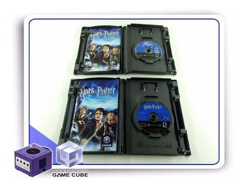 Harry Potter And The Prisoner Azkaban Original Gamecube na internet