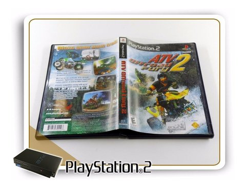 Atv Offroad Fury 2 Original Playstation 2 PS2 - comprar online