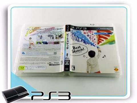 Beat Sketch Jap Original Playstation 3 PS3 na internet