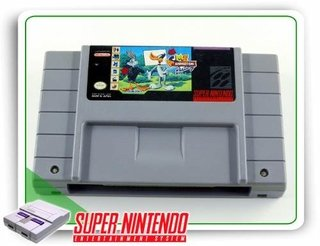 Acme Animation Factory Original Snes Super Nintendo