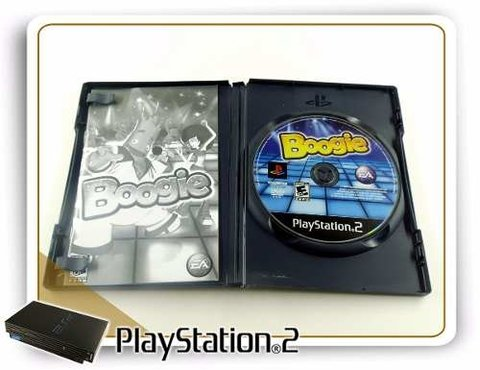 Boogie Original Playstation 2 PS2 na internet