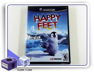 Happy Feet Original Nintendo Gamecube