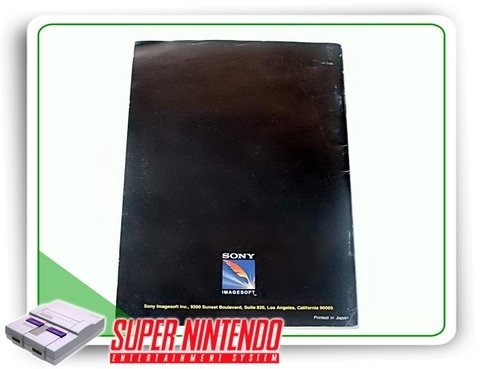 Manual Extra Innings Original Super Nintendo Snes - comprar online