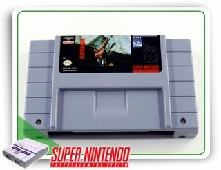 Cliffhanger Super Nintendo Snes Original