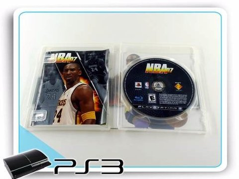 Nba 07 Original Playstation 3 PS3 na internet