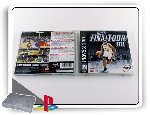 Ncaa Final Four 99 Original Playstation 1 Ps1 - comprar online