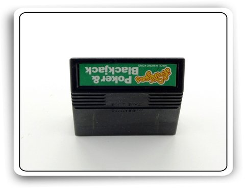 Las Vegas Poker & Blackjack Original Intellivision - comprar online