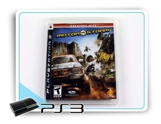 Motor Storm Original Playstation 3 Ps3