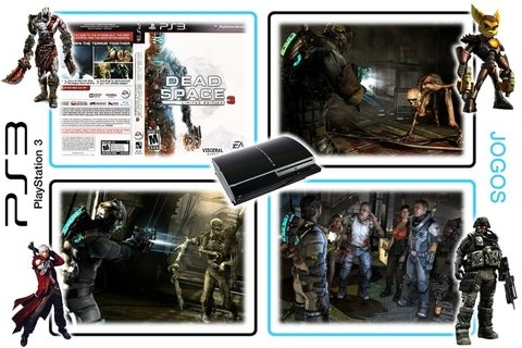 Dead Space 3 Limited Edition Original Playstation 3 Ps3 - Radugui Store