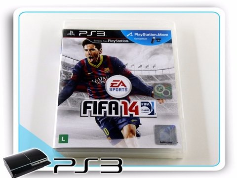Ps3 Fifa 14 Original Playstation 3