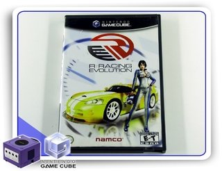 R Racing Evolution Original Nintendo Gamecube