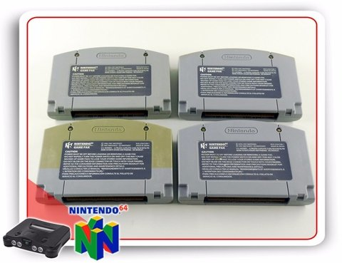 Nba Courtside Original Nintendo 64 N64 na internet