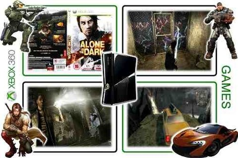 Alone In The Dark Original Xbox 360 - Radugui Store