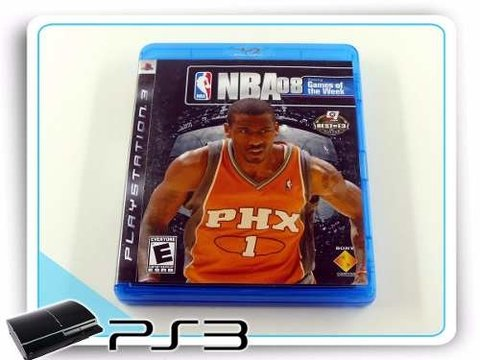 Nba 08 Original Playstation 3 PS3