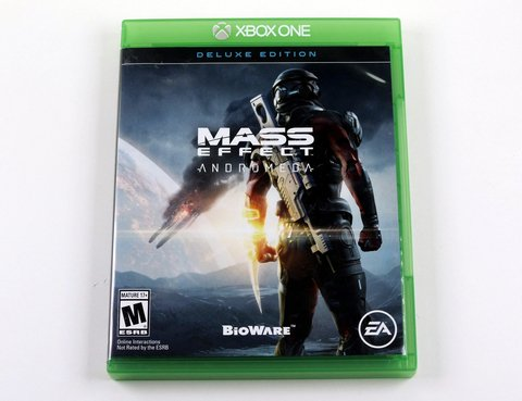 Mass Effect Adromeda Original Xbox One - Mídia Física