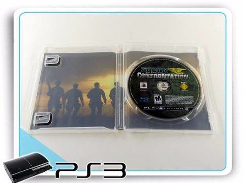 Socom Us Navy Seals Confrontation Orig. Playstation 3 PS3 - comprar online