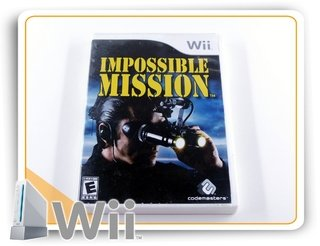 Impossible Mission Original Nintendo Wii