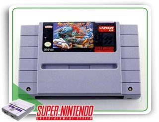 Street Fighter 2 Original Super Nintendo Snes