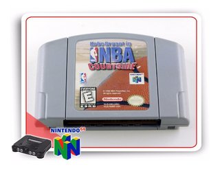 Nba Courtside Original N64