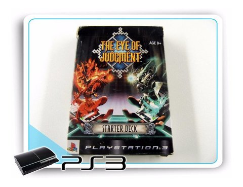 The Eye Of Judgment Original Playstation 3 + Starter Deck - loja online